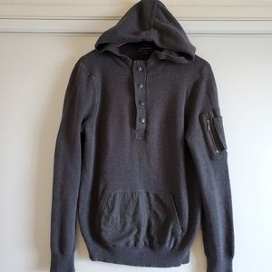 Express pullover hoodie M